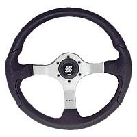[해외]UFLEX Nisida Wheel Black / Polished Aluminum