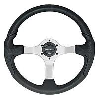 [해외]UFLEX Nisida Wheel Black / Silver