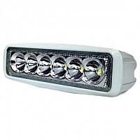 [해외]UNITRON Deck Light Epistar LED 18W 10-30V 6500K