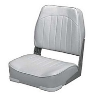 [해외]WISE SEATING Economy Fold Down Fishing Chair Grey