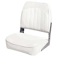 [해외]WISE SEATING Economy Fold Down Fishing Chair White