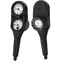 [해외]AQUALUNG Console 3 Elemments Depth/Pressure Gauge/Compass