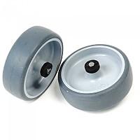 [해외]BEST DIVERS Polyurethane Wheels Grey