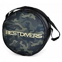 [해외]BEST DIVERS Regulator Bag Round Mimetic Green
