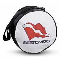 [해외]BEST DIVERS Regulator Bag Flag Round