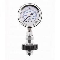 [해외]CRESSI External HP Pressure Gauge Din