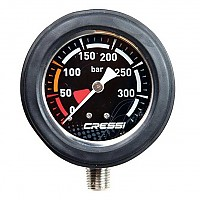 [해외]CRESSI Spare Capsule for External Pressure Gauge HP Inox 350 Bar