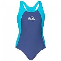 [해외]iQ-Company UV 300 Swim Suit Turquoise / Navy