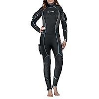 [해외]MARES Flexa Therm She Dives 6.5 mm Black / Grey