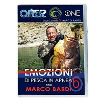 [해외]OMER Pesca In Apnea Con Marco Bardi DVD