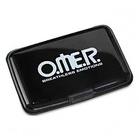 [해외]OMER Dry Wallet Black