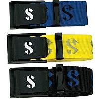 [해외]SCUBAPRO Nylon Belt with Stainless Steel Buckle Lime