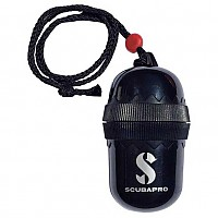 [해외]SCUBAPRO Divers Egg DryBox with String Black