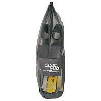 [해외]SEACSUB Sea Snorkelling Bag with Pocket Black