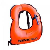 [해외]SEACSUB Jacket Snorkeling Orange