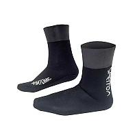 [해외]SPETTON Anatomic Dry Double Lined 3 mm Socks Black