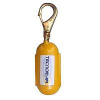 [해외]TECNOMAR Coated Weight with Snap Yellow