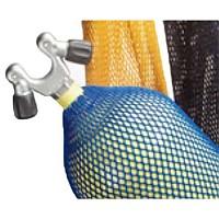 [해외]TECNOMAR Short Net Extra Thick for Bottle Black 12 L