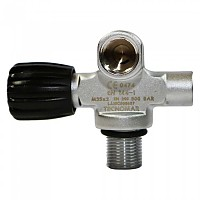 [해외]TECNOMAR Single Outlet Valve 300 Bar M25