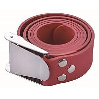 [해외]TECNOMAR Rubber Belt Inox Buckle Red