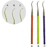[해외]TECNOMAR Hook Kit for O rings 3 pcs