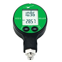 [해외]TECNOMAR Digital Manometer Eco2 A4 Green / Black