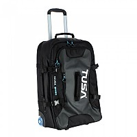 [해외]TUSA Roller Bag Small Black