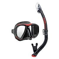 [해외]TUSA SPORT Powerview Dry Combo Black / Red