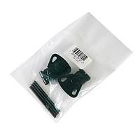 [해외]UNDERWATER KINETICS Transit Case/LoadoutCase Metal Latch Kit 2 BLACK
