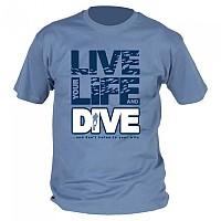 [해외]UWAHU Live Life Dive Steel Blue