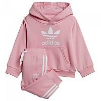 [해외]아디다스 ORIGINALS Trefoil Infant Light Pink / White