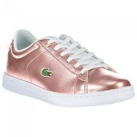[해외]라코스테 Carnaby Evo 318 2 Pink / White