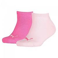 [해외]푸마 UNDERWEAR Invisible 2 Pack Pink Lady / Carmine Rose