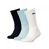 [해외]푸마 언더웨어 Sport 3 Pack Dark Blue / Light Blue / White