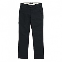 [해외]반스 Authentic Chino Stretch Boys Black