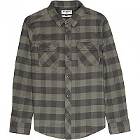 [해외]빌라봉 All Day Flannel Boy Lt Military
