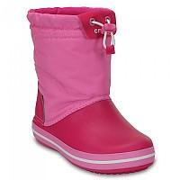 [해외]크록스 Crocband Lodgepoint Boot K Candy?Pink / Party?Pink