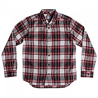 [해외]DC SHOES Northboat L/S Tango Red