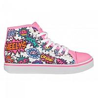 [해외]HEELYS Veloz White / Neon Pink / Thwap