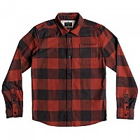 [해외]퀵실버 Motherfly Flannel Youth Barn Red Motherfly Youth