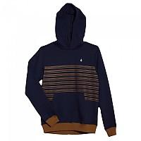 [해외]볼컴 Threezy Pullover Deep Blue