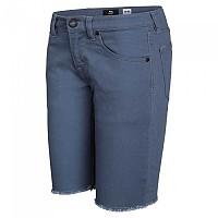 [해외]볼컴 2X4 Twill Short Y Grey Blue