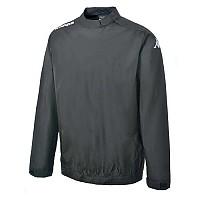 [해외]KAPPA Chiavari L/S Windbreaker Jacket Black