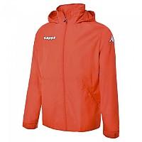 [해외]KAPPA Canosa Windbreaker Jacket Crimson Red