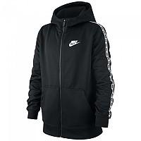 [해외]나이키 Sportswear Repeat Black / White