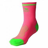 [해외]SPORTLAST Pro Cycling Sock Coral / Green