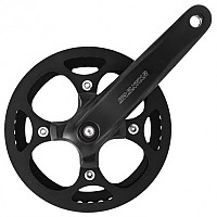 [해외]SR Suntour Chain Wheel CW12 SC344 Black / 44 Teeth