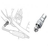 [해외]TOPEAK Universal Crank Puller Tool Silver
