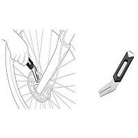 [해외]TOPEAK Tool Rotortru Silver