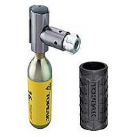 [해외]TOPEAK Regulator Cartridge Co2 Airbooster Gray